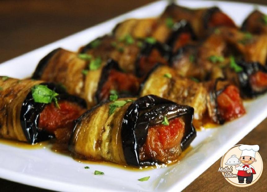 Patlıcan Rulo