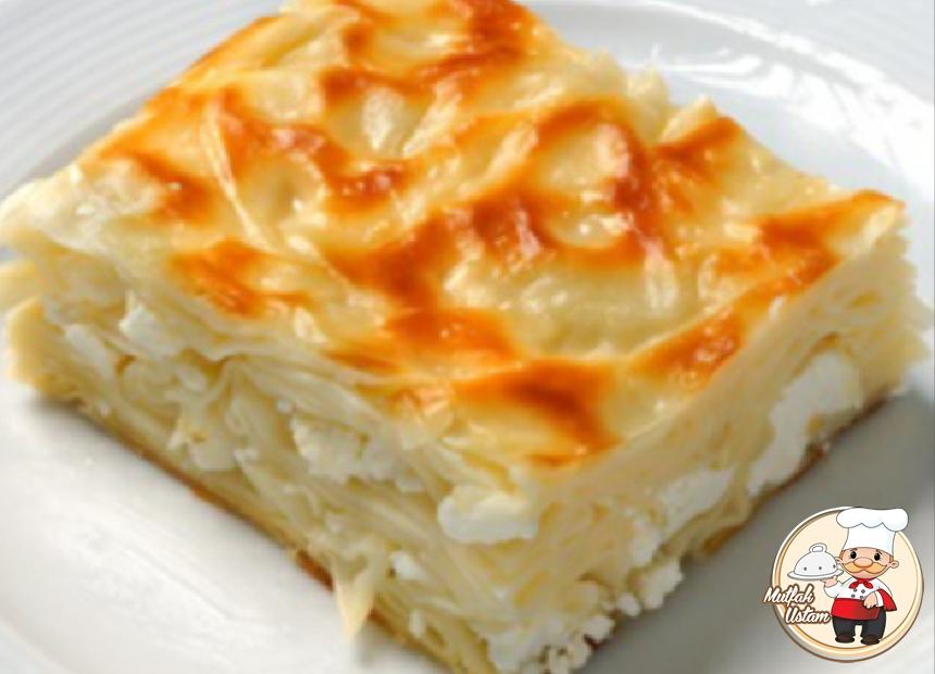 Orjinal Pastane Su Böreği