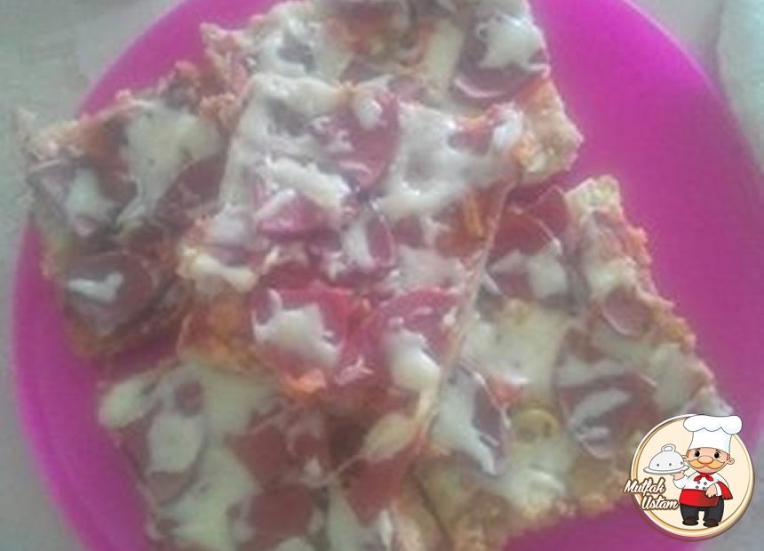Bayat Ekmekli Pizza