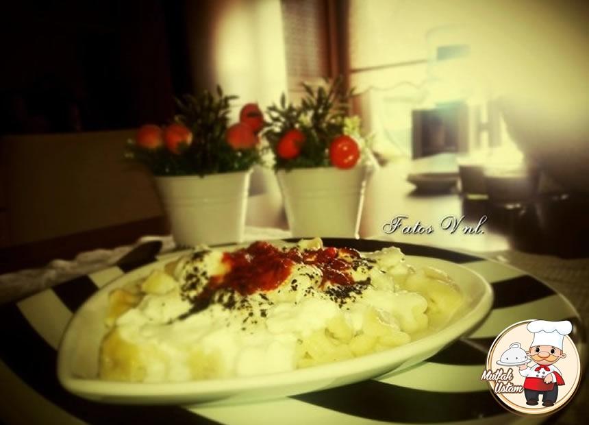 Patates & Kıymalı Mantı