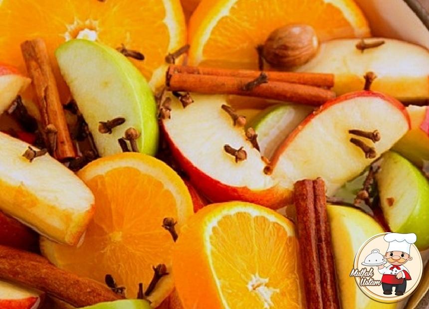 Ballı Elmalı İçecek