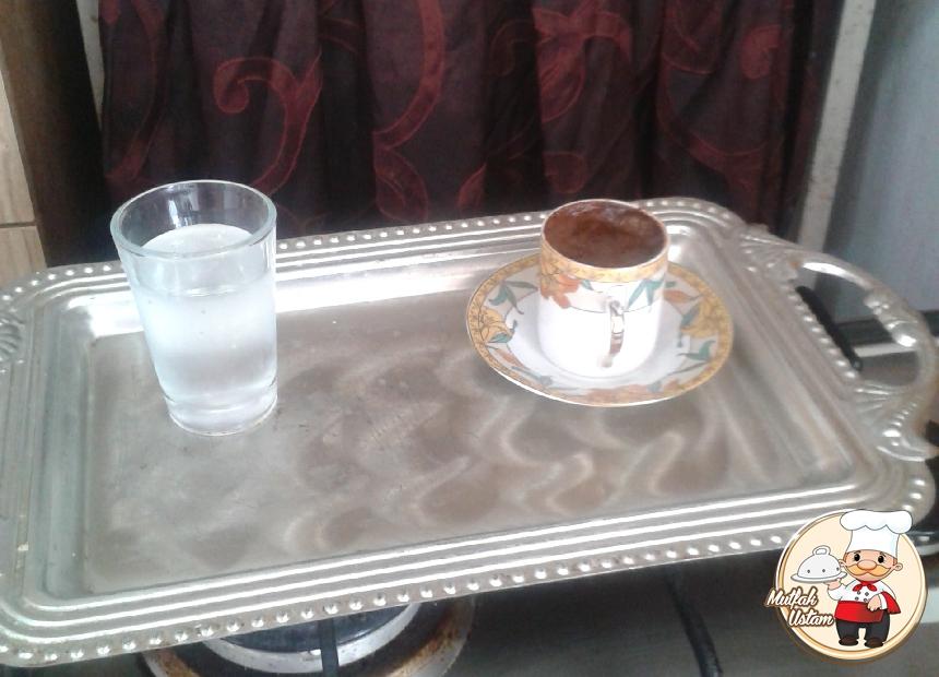Fincanda Türk Kahvesi Tarifi