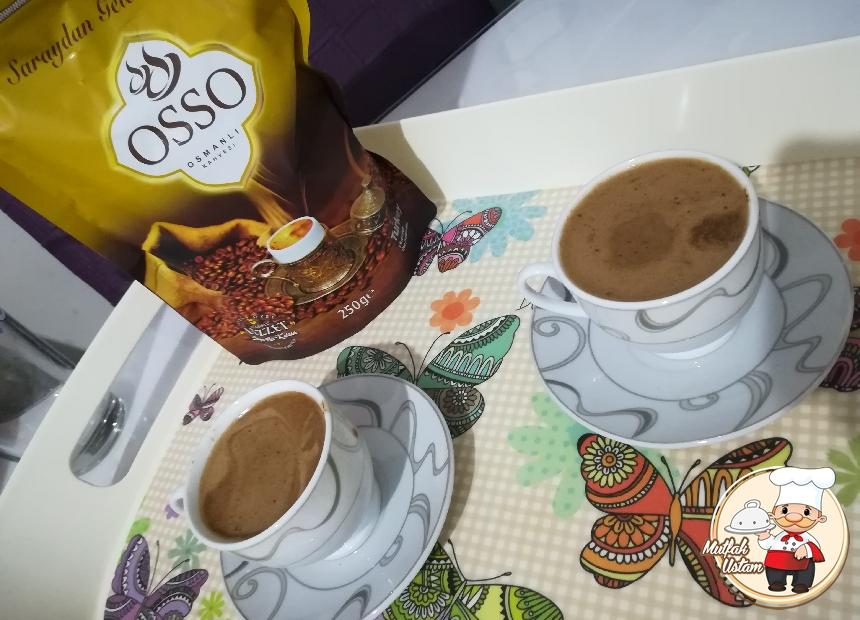 Osso Osmanlı Kahvesi Miss Yumuşak İçim