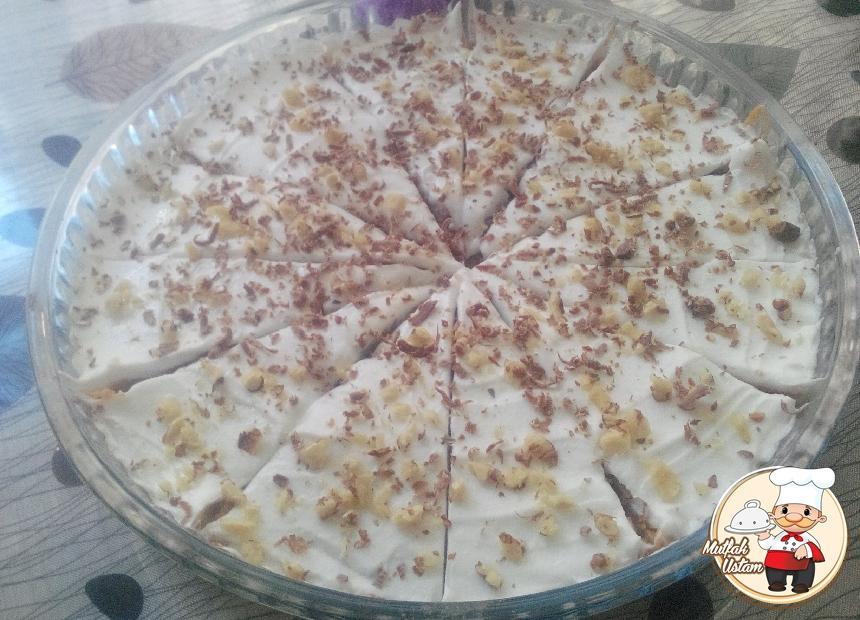 Elmalı Havuçlu Pasta
