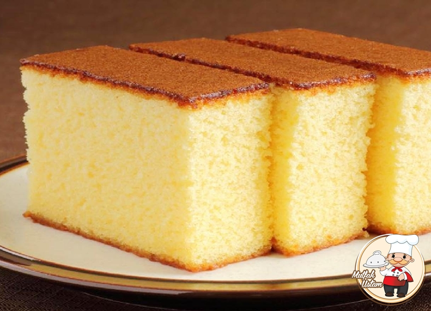 Pasta İçin Pandispaniya Keki