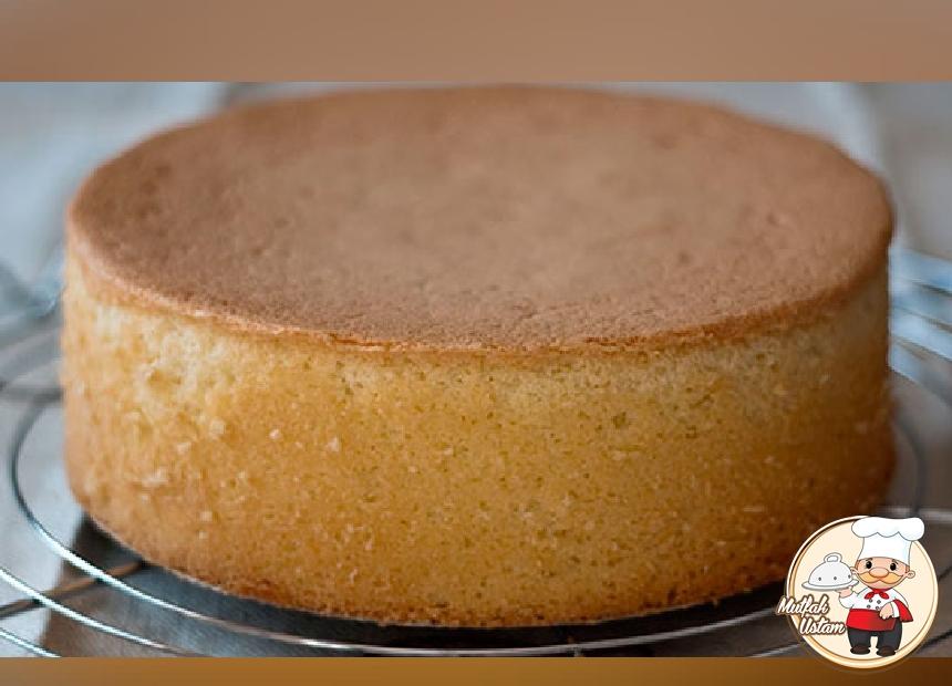 Pasta İçin Pandispanya Kek