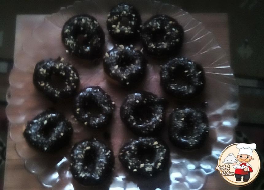 Pastane Usulü Donut