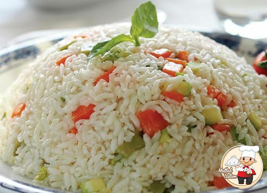 Sebzeli Pirinç Plavı